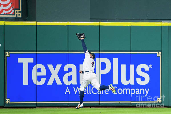 Wall Art - Photograph - Alds Game One Houston Astros V Boston by Billie Weiss/boston Red Sox