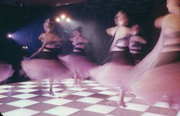 Bluebell Photograph - Alice And Ellen Kassler Dancers In by Loomis Dean