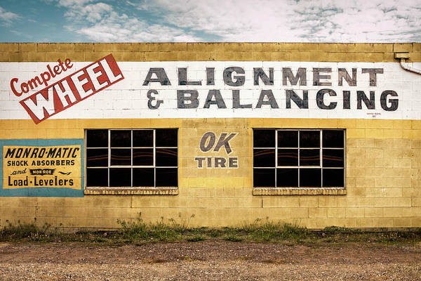 Wall Art - Photograph - Alignment And Balancing by Todd Klassy