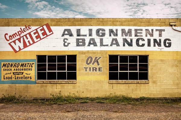 Photograph - Alignment And Balancing by Todd Klassy
