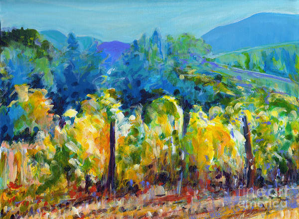 Painting - Amazing Day by Tanya Filichkin