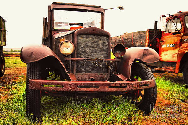 Wall Art - Photograph - An Old Beauty by Jeff Swan