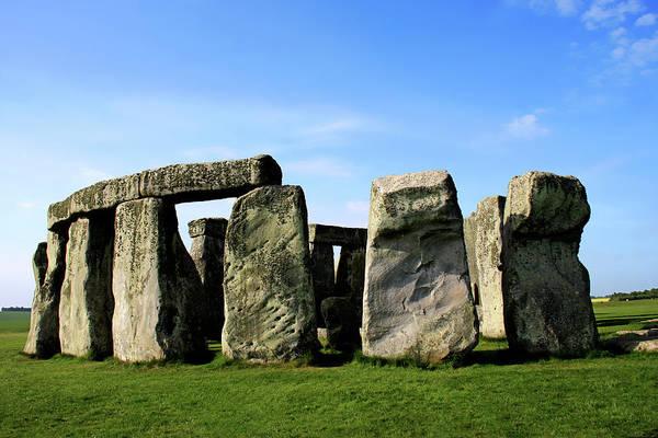 Wall Art - Photograph - Ancient Stones Of Stonehenge by Kamil Swiatek