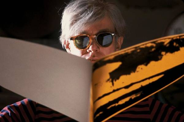 Photograph - Andy Warhol In New York, United States by Herve Gloaguen
