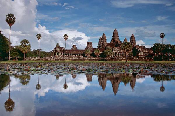 Photograph - Angkor Wat, Angkor, Cambodia by Rob Henderson