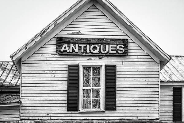 Photograph - Antiques by Randy Bayne