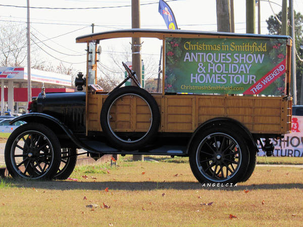 Photograph - Antiques Show by Angelcia Wright