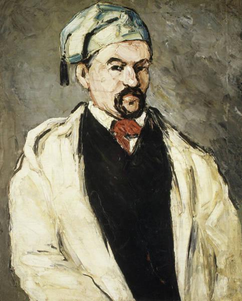 Wall Art - Painting - Antoine Dominique Sauveur Aubert  by Paul Cezanne