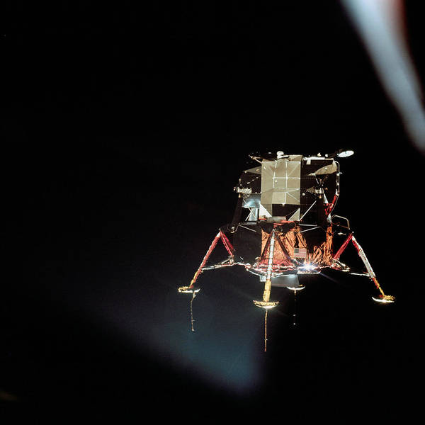 Photograph - Apollo 11 Lunar Module by Science Source