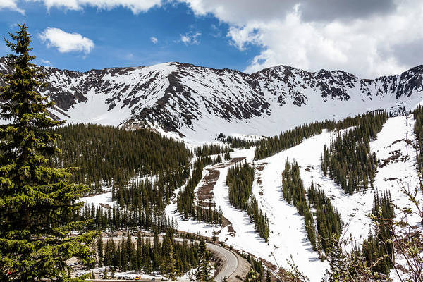 Photograph - Arapahoe Basin Ski Area by Jeanette Fellows