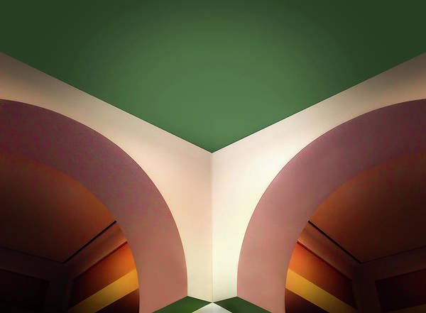 Photograph - Architecture Forms by Juan Contreras
