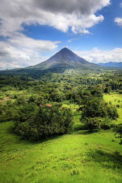 Wall Art - Photograph - Arenal Volcano, Costa Rica by Alexey Stiop