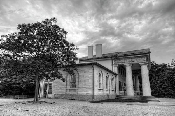 Department Of Defense Photograph - Arlington House by Craig Fildes