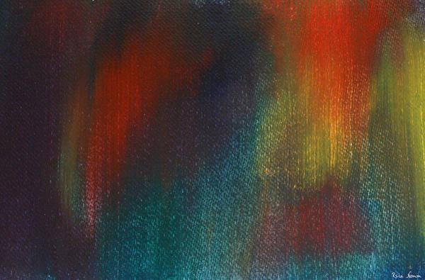 Painting - Aurora  by Rein Nomm