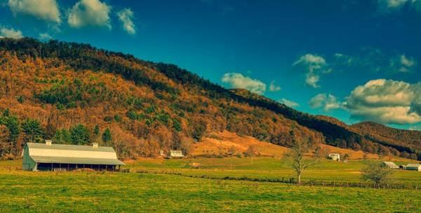 Cass Wall Art - Photograph - Autumn Farmland - West Virginia by Mountain Dreams