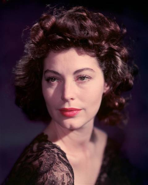 Sex Symbol Photograph - Ava Gardner by Baron