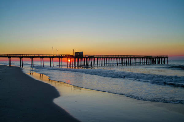 Photograph - Avalon Pier At 32nd Street by Bill Cannon