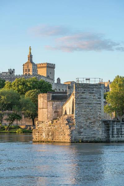 Wall Art - Photograph - Avignon Bridge, Avignon, Provence by Jim Engelbrecht