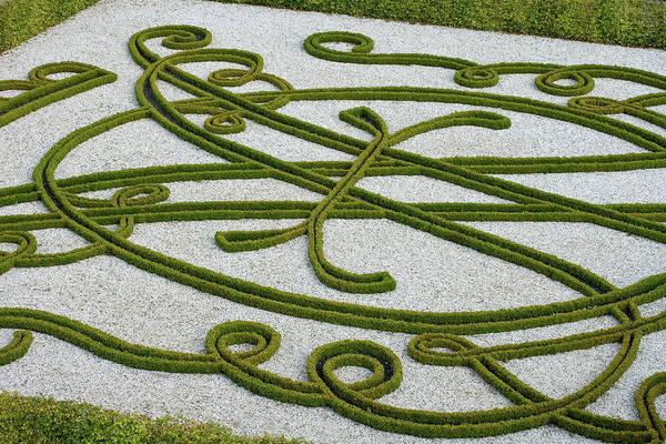 Wall Art - Photograph - Barock Terrace Garden, Neuwerkgarten by H. & D. Zielske / Look-foto