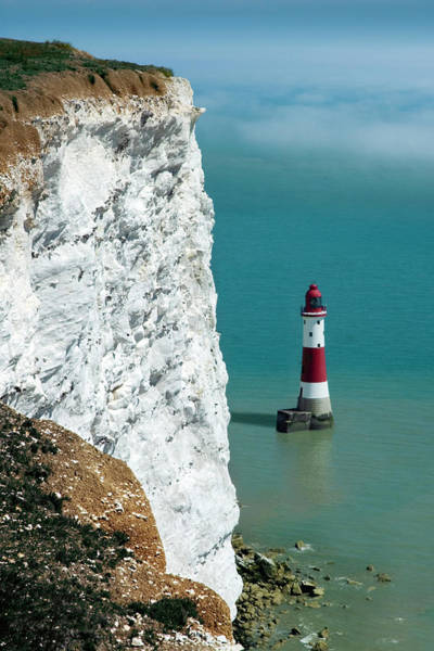 Wall Art - Photograph - Beachy Head by Blackbeck