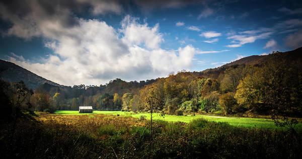Photograph - Beautiful Autumn Scenery Along Viginia Creeper Trail West Virgin by Alex Grichenko
