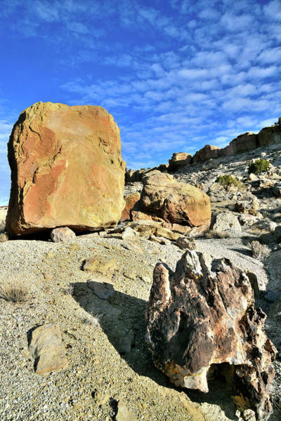 Photograph - Beautiful Boulders Of Red Point by Ray Mathis