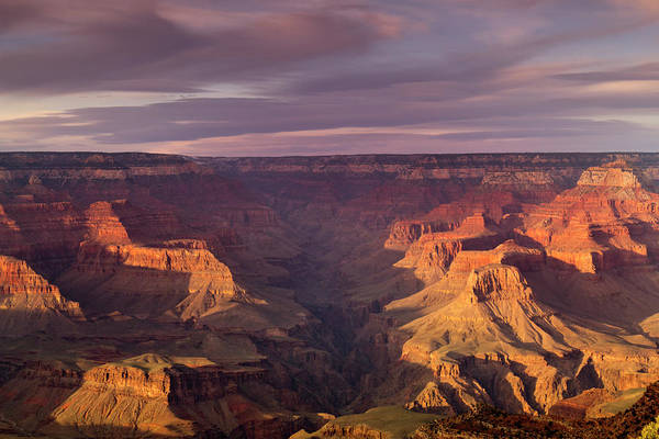 North Rim Photograph - Beautiful Layers Of Light On The Grand by Ricardoreitmeyer