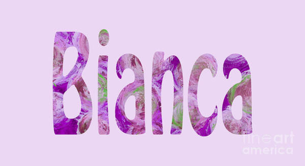 Painting - Bianca by Corinne Carroll
