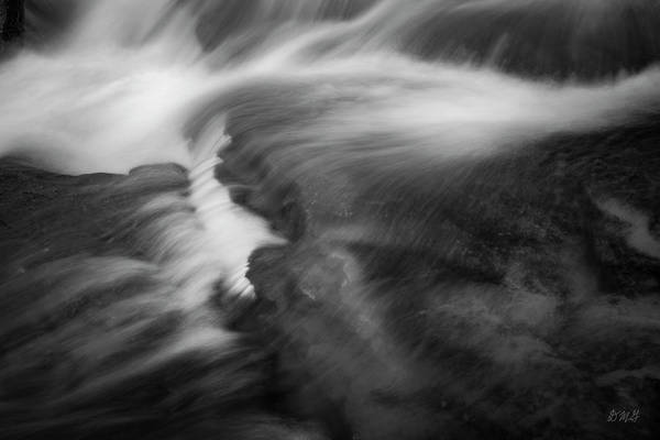 Photograph - Blackstone River Xxv  Bw by David Gordon