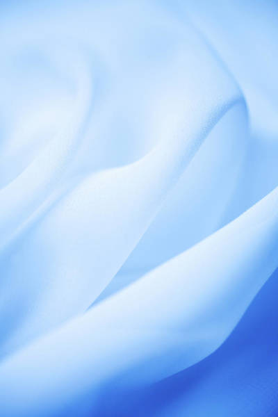Photograph - Blue Background by Lorado
