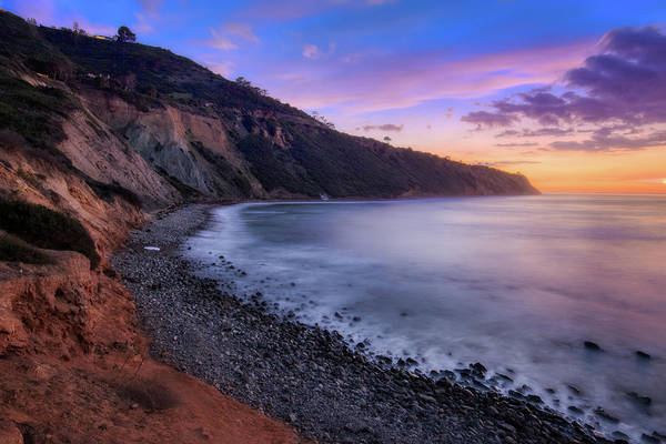 Photograph - Bluff Cove After Sunset by Andy Konieczny