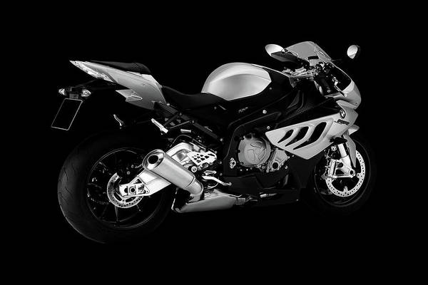 Wall Art - Mixed Media - Bmw S1000r by Smart Aviation