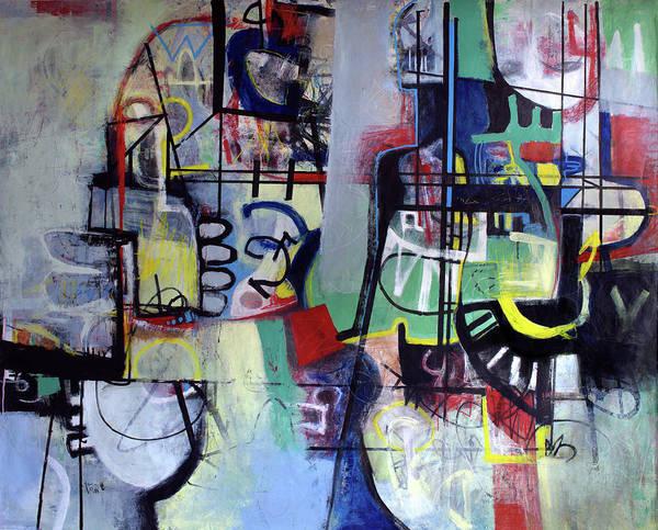 Painting - Break Away by Ken Law