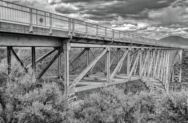 Photograph - Bridge Perspective by Britt Runyon