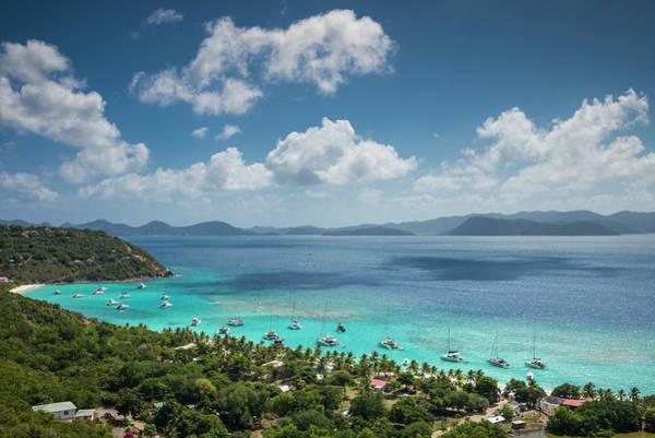 Jost Photograph - British Virgin Islands, Jost Van Dyke by Walter Bibikow