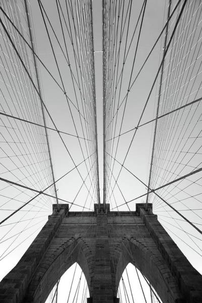 Wall Art - Photograph - Brooklyn Bridge by Jimschemel