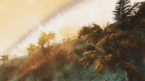 Painting - Bucolic Paradise - 50 by Andrea Mazzocchetti