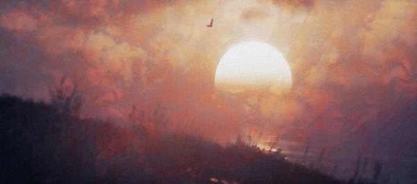 Painting - Bucolic Paradise - 51 by Andrea Mazzocchetti