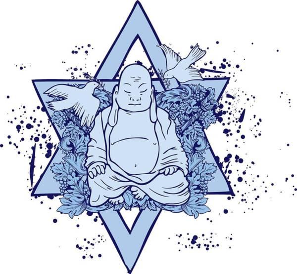 Digital Art - Buddha by Passion Loft
