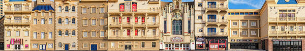 Wall Art - Photograph - Buildings In A City, Atlantic City, New by Panoramic Images
