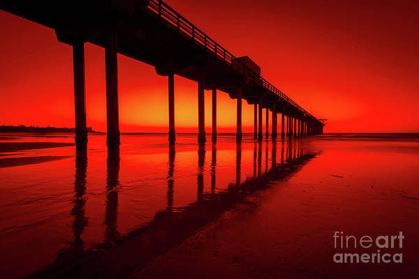 Wall Art - Photograph - California Dreaming by Edward Fielding