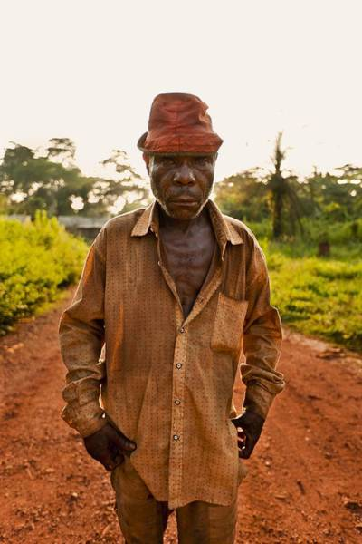 Indigenous People Photograph - Cameroon Logging by Brent Stirton