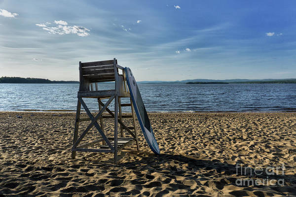 Wall Art - Photograph - Canada Ontario Chalk River - Black Bear Beach by Andrea Grewe-Hagemann
