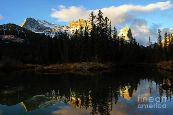 Wall Art - Photograph - To The Wild Country Canadian Rocky Mountains 1 by Bob Christopher
