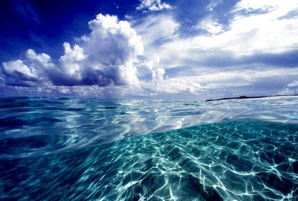 British Virgin Islands Photograph - Caribbean Waters by Armando F. Jenik