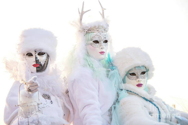 Photograph - Venice Carnival 2019 by Juli Scalzi