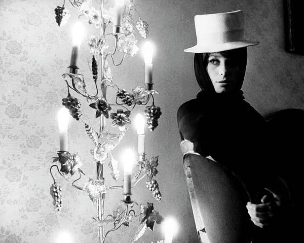 Photograph - Catherine Deneuve by Loomis Dean