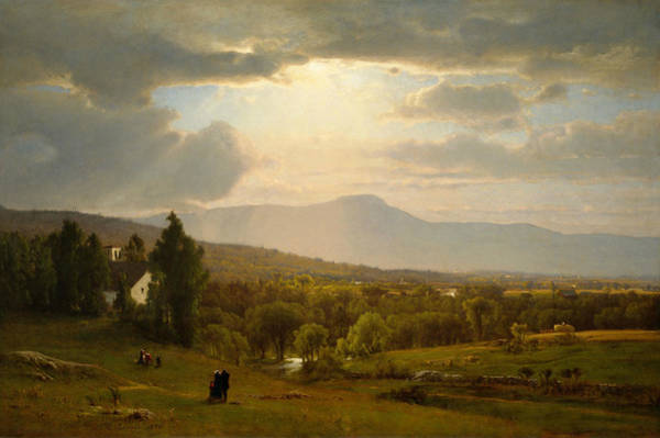 Wall Art - Painting - Catskill Mountains by George Inness