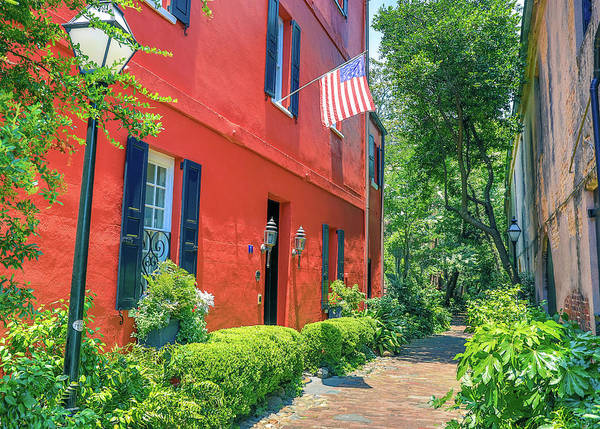 Wall Art - Photograph - Charleston Sidewalk by Dan Sproul