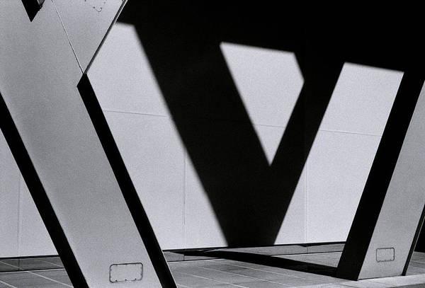 Photograph - Chiaroscuro Architecture by Shaun Higson